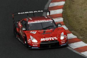 Super GT Okayama 2013 Motul Autech GT-R 2