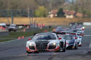 audi motorsport 130402 2088 300x199 FIA GT Series: Rückblick Nogaro