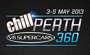 V8 Supercars: Vorschau Chill Perth 360