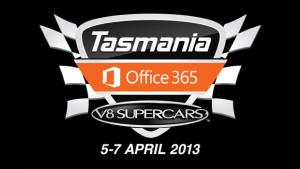 tasmania 365 300x169 V8 Supercars: Analyse Tasmania Microsoft Office 365