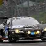 Laurens Vanthoor / Edward Sandstroem / Christopher Mies / Christopher Haase (Belgian Audi Club Team WRT, Audi R8 LMS ultra,