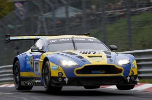 Aston Martin Nuerburgring 2013