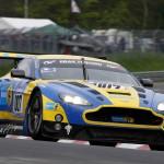 Darren Turner / Stefan Muecke / Allan Simonsen / Pedro Lamy (Aston Martin Racing, Aston Martin Vantage GT3