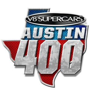 AUSTIN 400 MERGED LOGO 2 300x300 V8 Supercars: Vorschau Austin 400