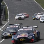 #11 Mattias Ekstroem (SWE, Audi Sport Team Abt Sportsline / Red Bull Audi RS 5 DTM)