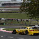 BMW Motorsport. Timo Glock (DE) DEUTSCHE POST BMW M3 DTM.