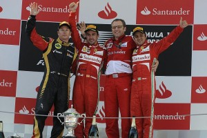F1 Spa 13 00022 300x200 Formel Eins: Analyse GP Spanien 2013