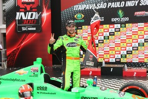 Hichcliffe Sao Paulo IndyCar: Analyse 4. Rennen in Sao Paulo