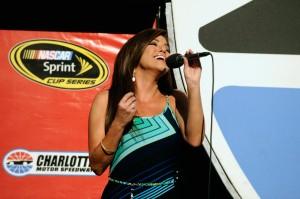Robin-Meade-Coca-Coca-600-NASCAR