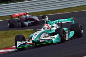 Super Formula 2012 Autopolis Kazuki Nakajima