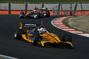 Super Formula 2012 Autopolis Loic Duval