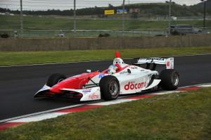 Super Formula 2012 Autopolis Takuya Izawa