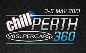V8 Supercars: Analyse Chill Perth 360