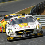 Mercedes SLS VLN