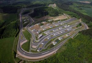 Luftaufnahme Bilster Berg Drive Resort