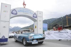 Alpenrallye 2013