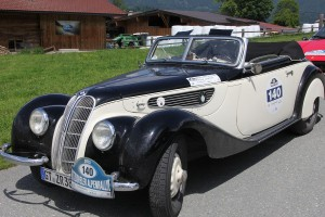 BMW 327-28 1938