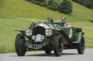 Bentley Old Mother Gun 1925
