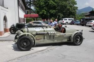 Bentley Old Number One 1950