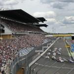 Start DTM Lausitzring 2013