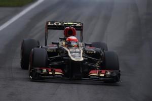 Lotus Räikkönen Kanasa 2013