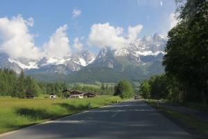 Alpenrallye 2013 Umland