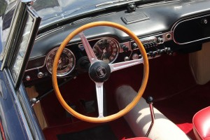 Lancia Cockpit