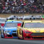 Joey-Logano-Toyota-Save-Mart-NASCAR-Sprint-Cup-Series