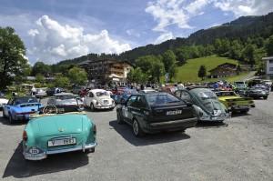Alpenrallye 2013 Impressionen