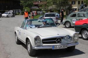 Mercedes Benz 250SL Roadster 1967