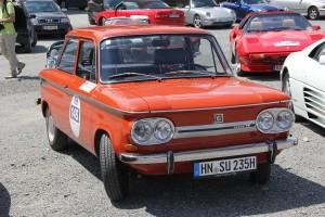 NSU 1200 TT 1971