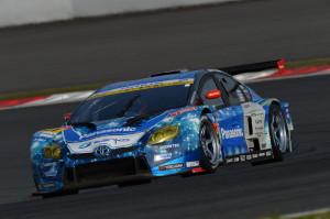 Super GT Fuji 2013 apr Prius GT
