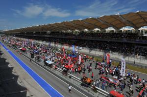 Super GT Malaysia 2012 Grid