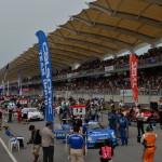 Super GT Malaysia 2013 Grid