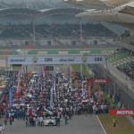 Super GT Malaysia 2013 Grid 2