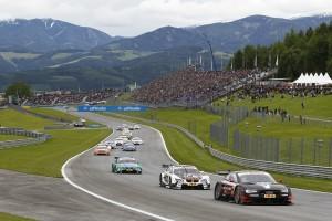 Motorsports / DTM 2013, 3. Rennen Red Bull Ring Spielberg (AUT)