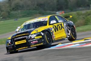 Rob Austin (GBR) WIX Racing Audi A4