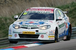 Sam Tordoff (GBR) MG KX Momentum Racing MG6