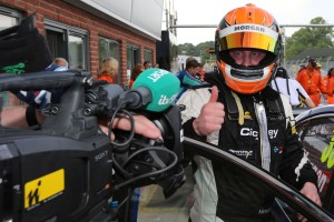 Adam Morgan (GBR) Ciceley Racing Toyota Avensis