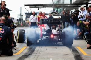 F1 Grand Prix of Germany - Practice