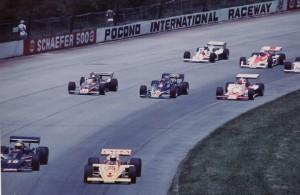 Rennstart 1980 (C) Pocono Raceway