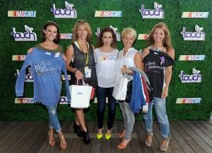 Alyssa_Milano_NASCAR_Busch_Clothing_Daytona_070613