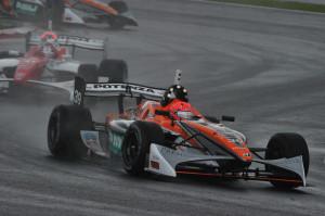 Super Formula Fuji 2012 Yuji Kunimoto