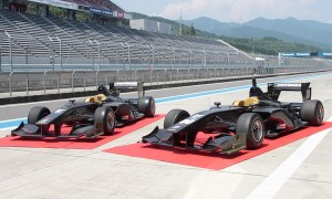 Super Formula SF14 Fuji Shakedown