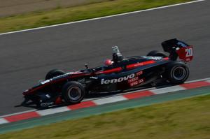 Super Formula Suzuka 2013 Tsugio Matsuda 2