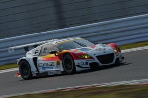 Super GT Fuji 2013 Mugen CR-Z