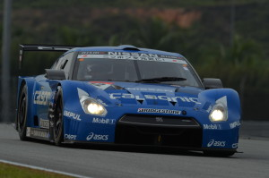 Super GT Malaysia 2013 Calsonic Impul GT-R