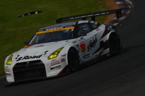 Super GT Sugo 2012 S Road NDDP GT-R