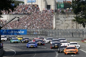 Motorsports / DTM: german touring cars championship 2013, 5. Race at Nuernberg, Norisring