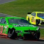 Danica-Patrick-Crash-NASCAR-Sprint-Cup-Series-Pocono-GoBowling400